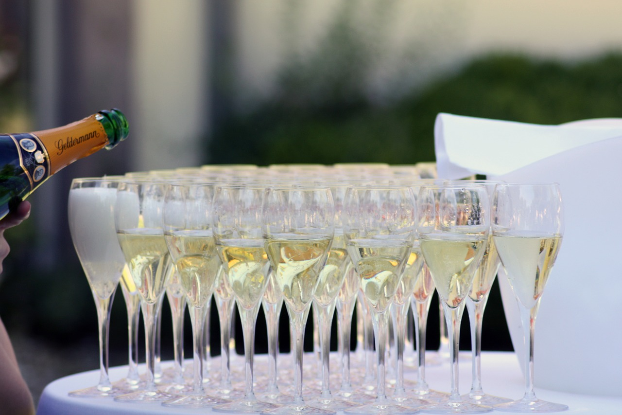 champagne pour apéritif