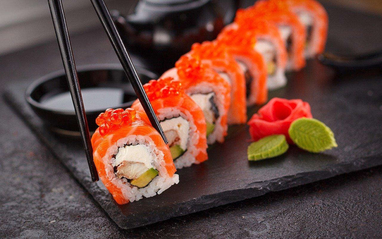 specialités asiatiques